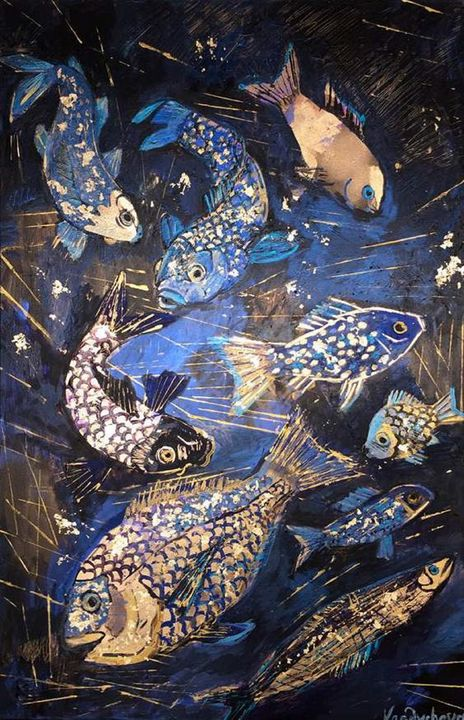 Pisces - Sedille_Art