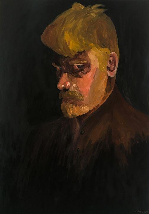 Self-portrait - Vinicius