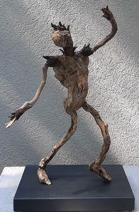 The Dancing Minstrel