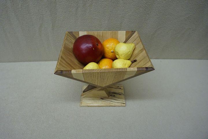 Floating Fruit Bowl - WS Woodmasters