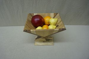 Floating Fruit Bowl