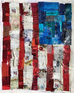 Red White and Blue - Lynn Jacques Fine Art