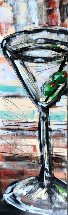 Big Martini - Lynn Jacques Fine Art