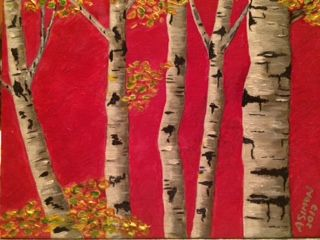 Crimson Forest - Aldea Simon