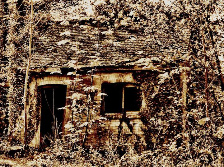 Abandoned House - Dan Jones Photography