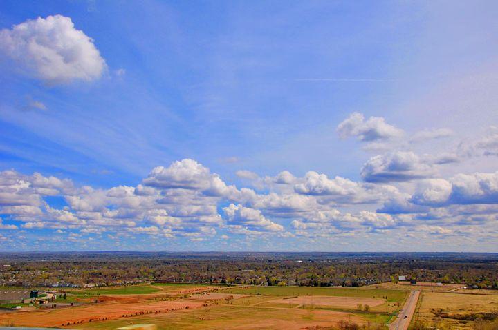 The Sky is Bigger in Colorado - Matt MacMurchy