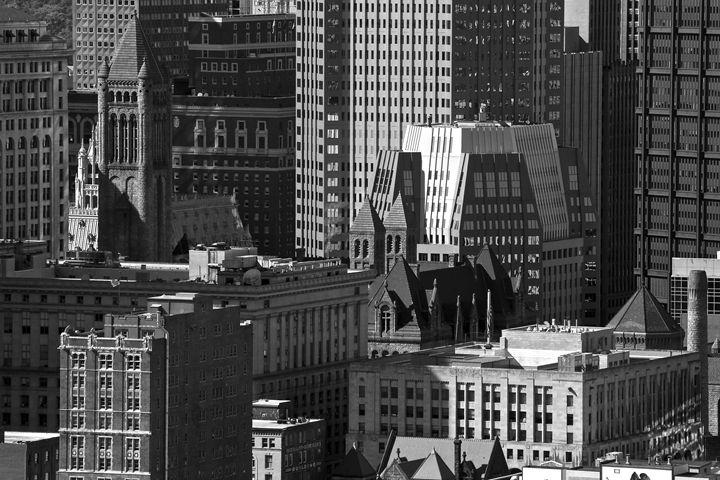 Cityscape - Matt MacMurchy