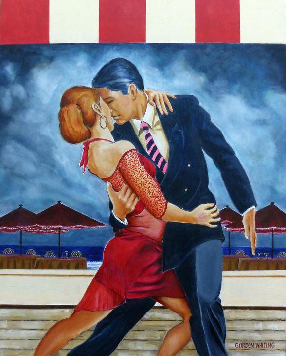 SHALL WE DANCE - GORDONSTUDIOART