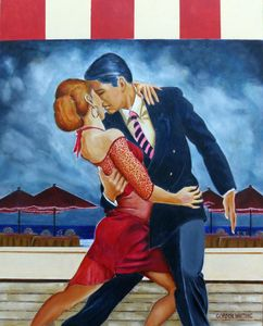 SHALL WE DANCE - GORDONS STUDIO ART