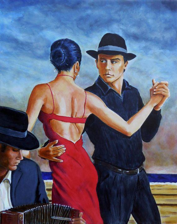 DANCE WITH ME - GORDONS STUDIO ART