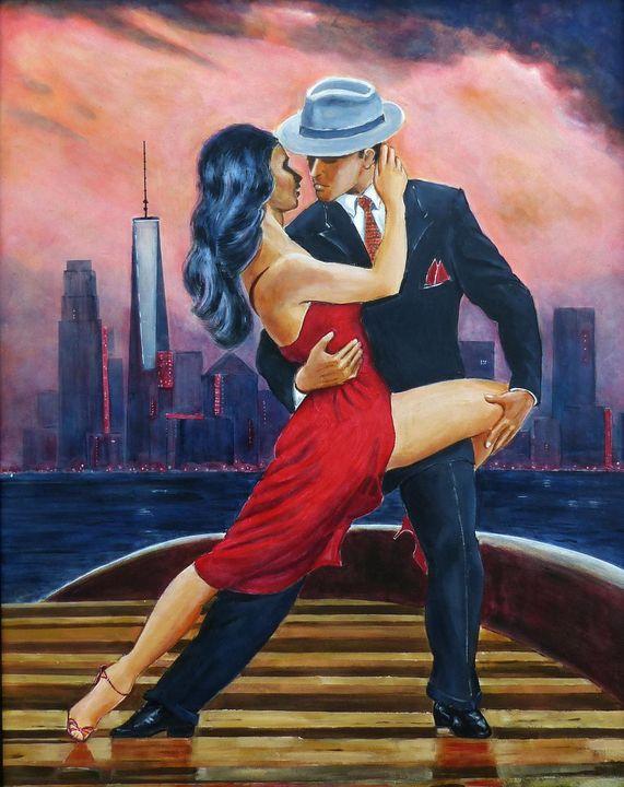 Tango USA - GORDONSTUDIOART