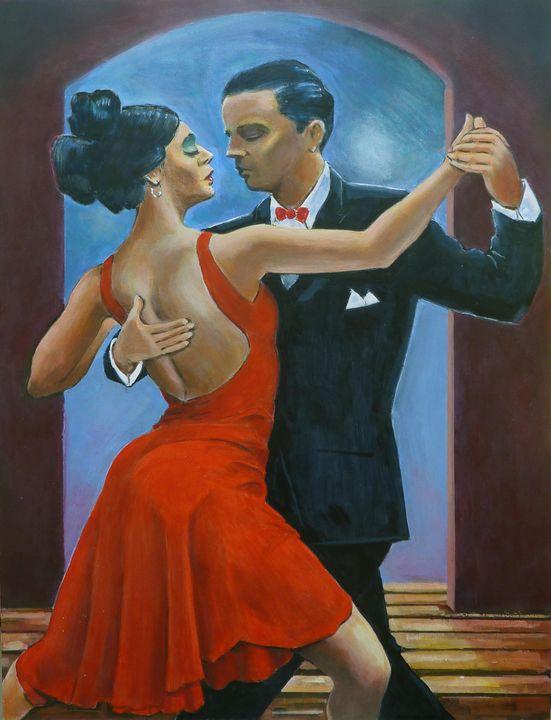 Dance Me To The End - GORDONS STUDIO ART