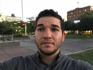 Anthony Clavien Selfie