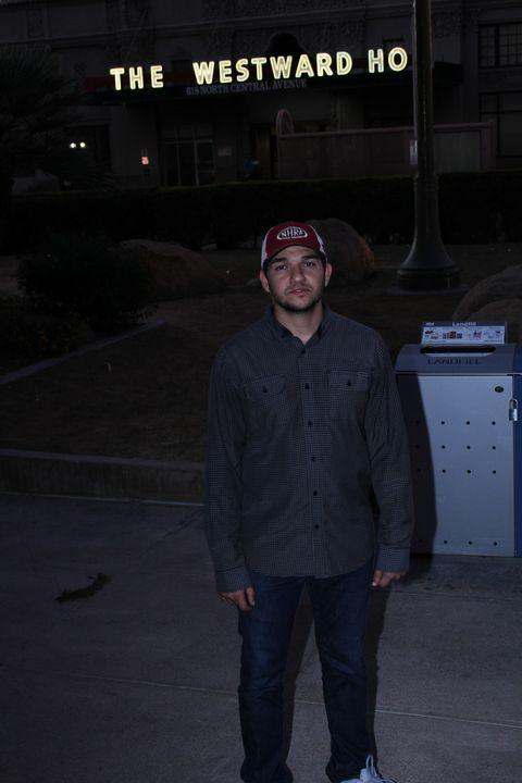 Anthony Clavien Westward Ho - Anthony Clavien Self Portraits Phoenix, Arizona