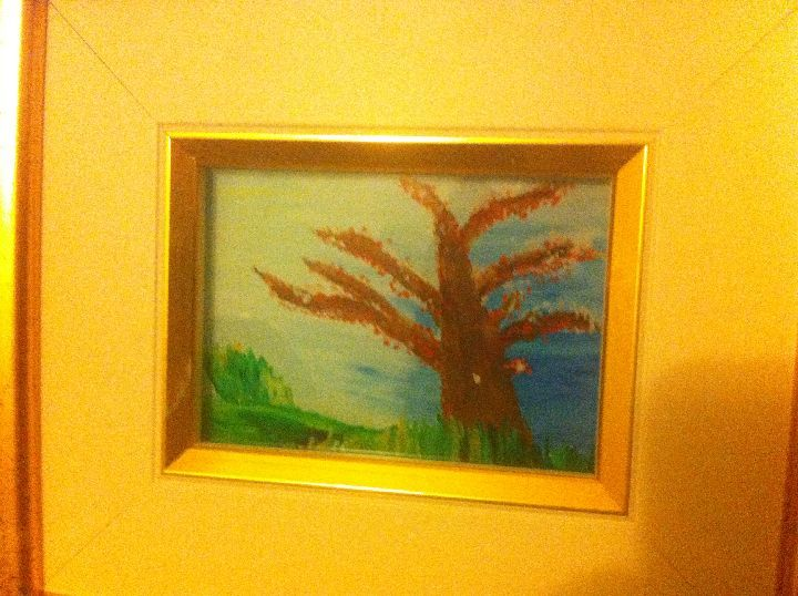 tree - Naive art