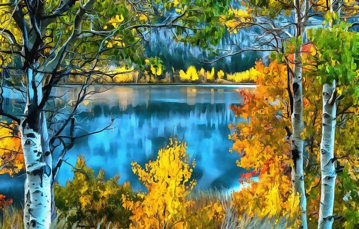 California USA - Beautiful nature Ivanstyle