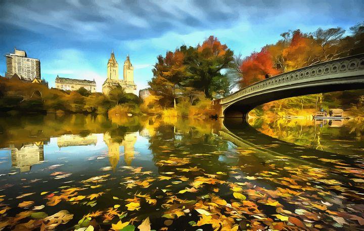 Beautiful park - Beautiful nature Ivanstyle