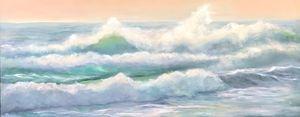 Ocean Splendor 1 - Linda Roman Fine Art