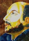 8x11.5 inch Watercolor