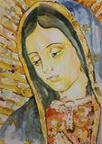 14x19.5 inch Watercolor