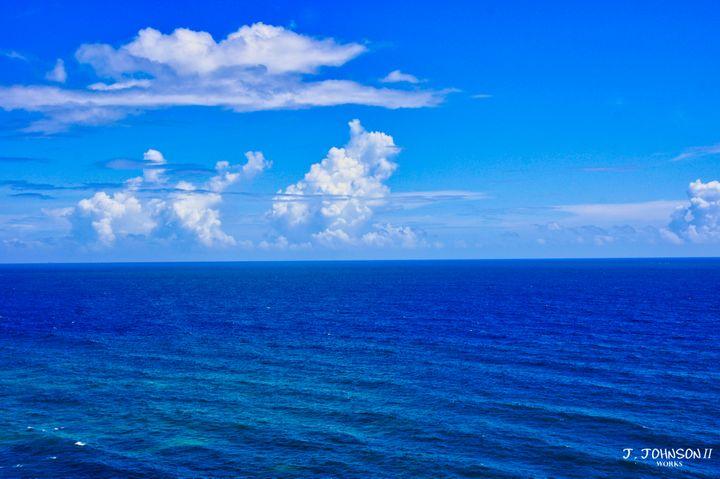 Atlantic sea - Works By J. Johnson