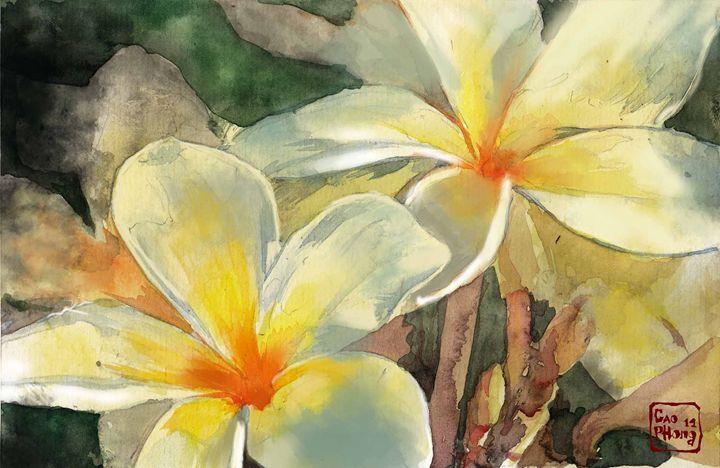 Flowers - phongart1983