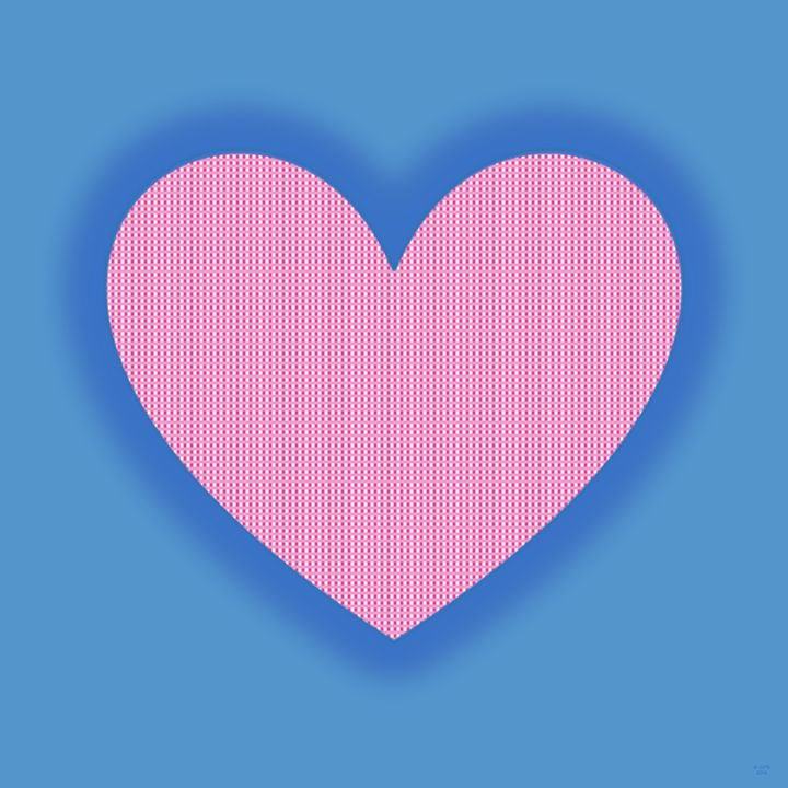 My Gingham Heart 1 - Geraldine Cote