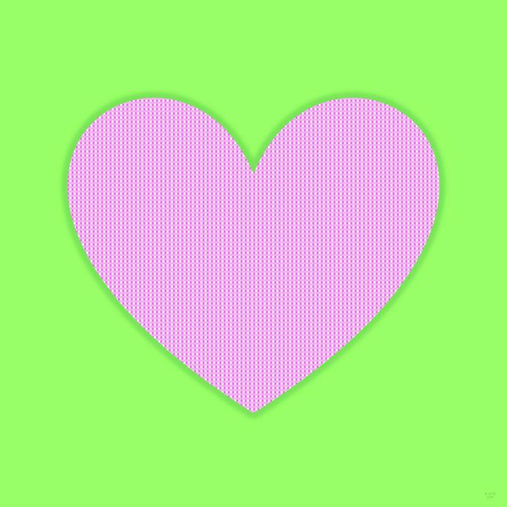 My Gingham Heart 2 - Geraldine Cote