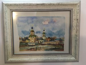 Church in Moscow_1997