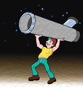 Ammature Astronomer