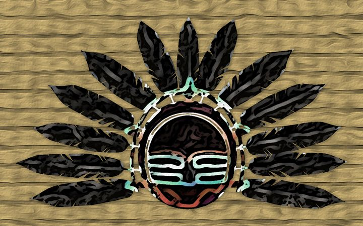 African Tribal Mask - 9 - Graphic Eleven