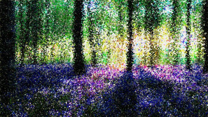 Impressionist Landscape Painting - 1 - Graphic Eleven