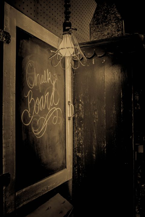 Chalk Board - Studio 5