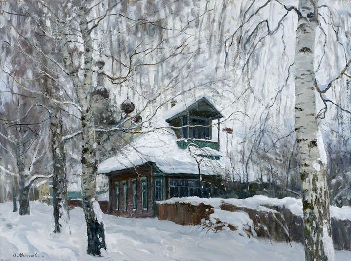 Wet Snow - MolchanovArt