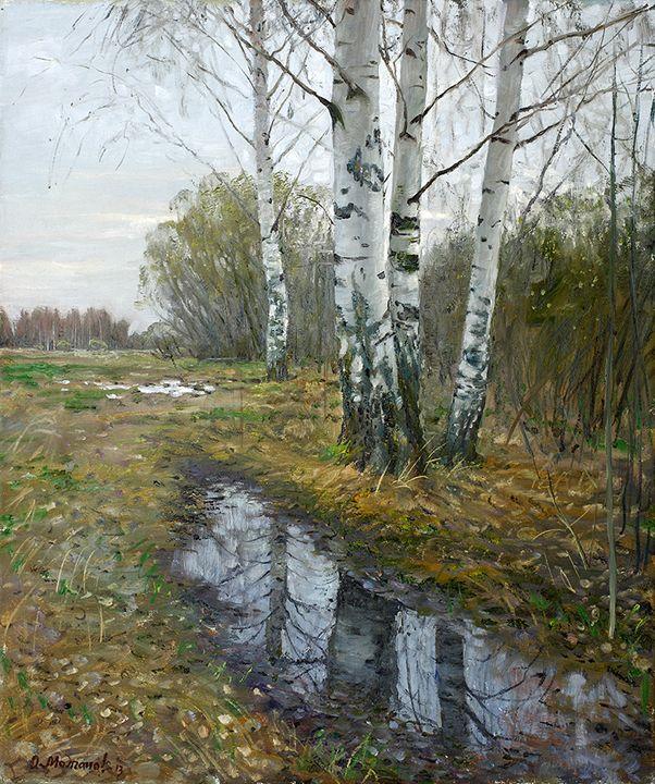 Ther Breathe of Spring - MolchanovArt