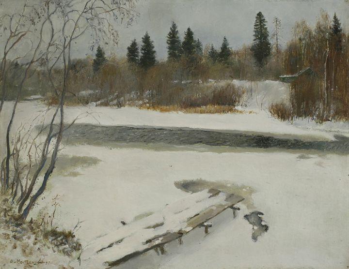 The Tender Spring - MolchanovArt