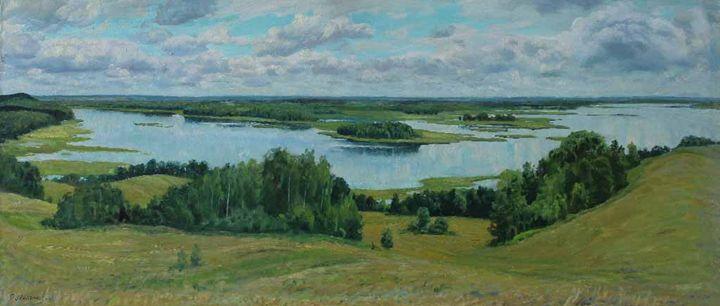 Braslaw Lake - MolchanovArt