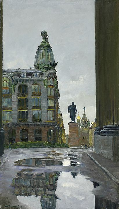 Saint Petersburg - MolchanovArt