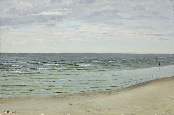 Jurmala's Shore - MolchanovArt