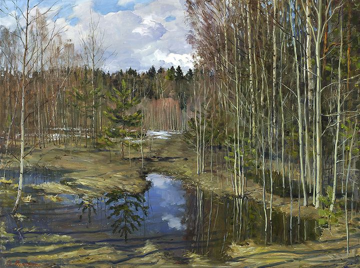 At the Beginning of March - MolchanovArt