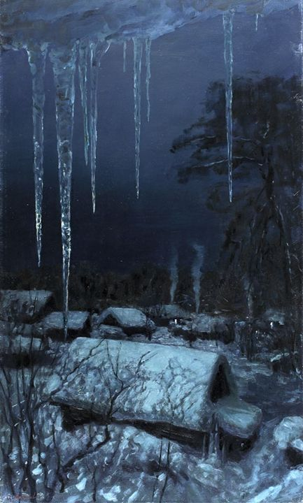 Sleepless Night - MolchanovArt