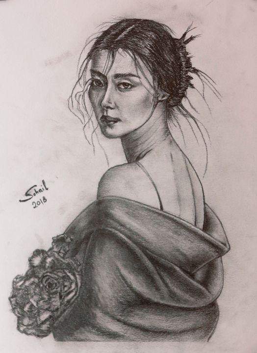 Beatiful chinese girl - Sohail gramy