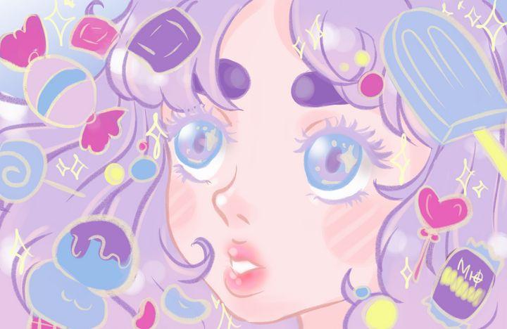 Eye Candy 💕🍧🍬🍦 - Mio 🌙