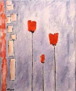 Tulipes - Nadya RIGAILL