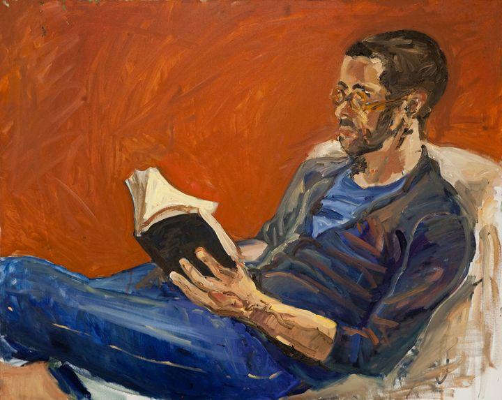 Mauro Reading - Rachel Kamali