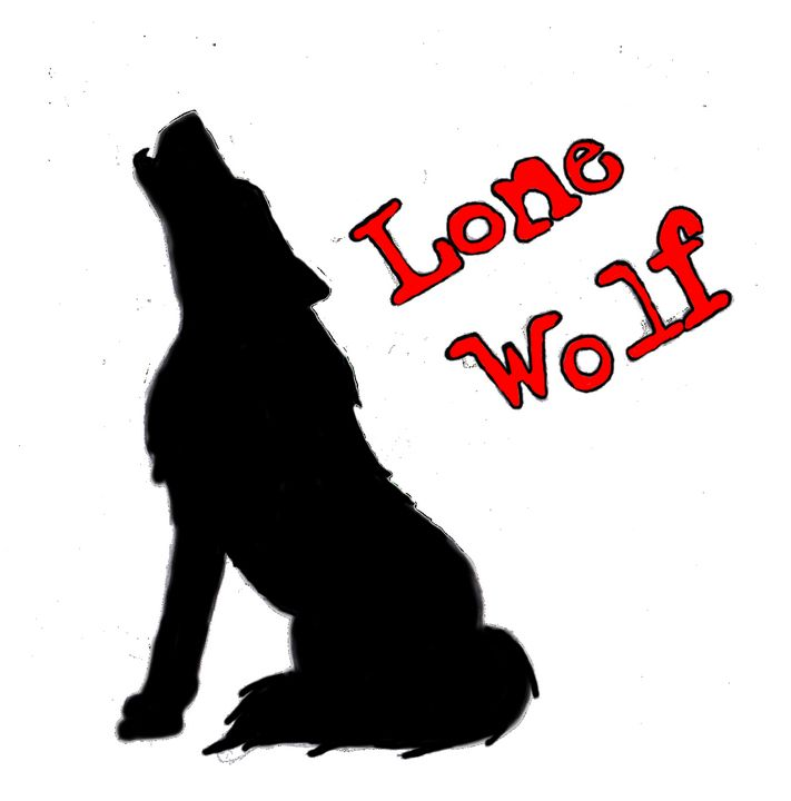 Lone Wolf Logo/Decal - Decals and Logos