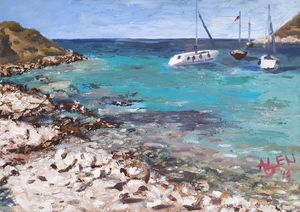 Kornati Islands - On shore