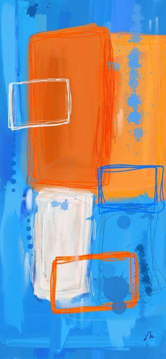 La terre est bleue comme une orange - Virginie