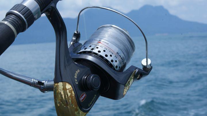 FISHING REEL - alitvfilm