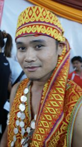 IBAN MALE DANCER